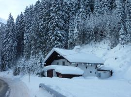 Chalet Snowy Hills