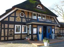 Romantik Hotel Köllners Landhaus, Celle (Groß Hehlen yakınında)