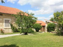 Relais de La Ganache, Saint-Astier