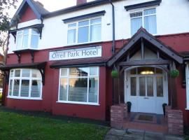 Orrell Park Hotel, Liverpool