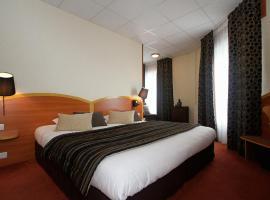 Kyriad Hotel Lamballe, Ламбаль (рядом с городом Saint-Aaron)