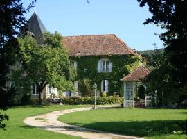 Gite du Domaine du Feyel, Landaville (рядом с городом Châtenois)