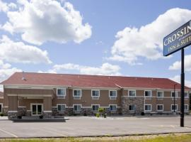 GrandStay Hotel and Suites Parkers Prairie