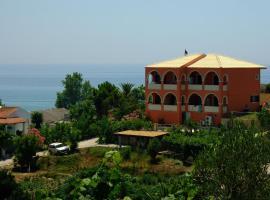 Villa Eleftheria, Виталадес