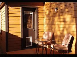 Twisp River Suites/ Paws A-While, Twisp (Near Loup Loup)