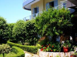 House of Sun Residence, Vlorë (Ujete e Ftohte yakınında)