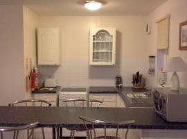 Sandown Apartment, Вуттон-Бридж (рядом с городом Fishbourne)
