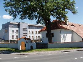 Hotel Meritum, Prag (Ruzyně yakınında)