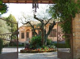 Villa Iris, Corchiano