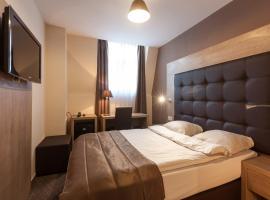 Hotel Villa Royale, Brussel