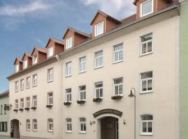 Adler-Hotel Delitzsch, Delitzsch (Brehna yakınında)