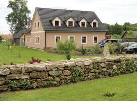 Penzion Žumberk, Nové Hrady (Žumberk yakınında)