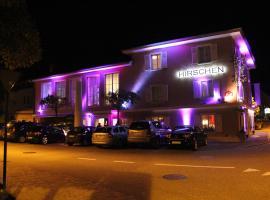 Landgasthof Hirschen, Diegten (Waldenburg yakınında)