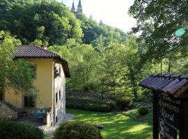 Casa Asprón, Covadonga