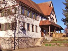 Landgasthof Sonne, Mainhardt (Oberrot yakınında)