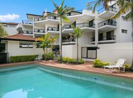 Windsurfer Resort, Gold Coast (Biggera Waters yakınında)