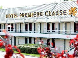 Premiere Classe Compiegne - Jaux, Жо (рядом с городом Jonquières)