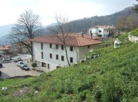 Albergo Alla Posta, Anduins (Vito d'Asio yakınında)