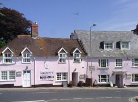 The Mariners Hotel, Lyme Regis
