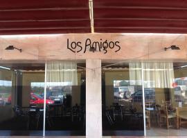 Hostal Los Amigos, Olivenza (San Jorge yakınında)