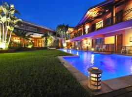 Villa Floreal Hotel Boutique, Asuncion