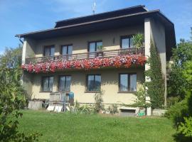 Privat Apartma Ulrych, Liberec (Kryštofovo Údolí yakınında)