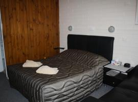 Nhill Oasis Motel, Nhill (Kaniva yakınında)