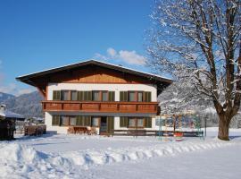 Ferienhaus Resi & Obermoser