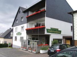 Landgasthaus Hubertusklause, Bad Marienberg (Lautzenbrücken yakınında)