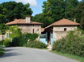 La Chapotière, Montmiral (рядом с городом Saint-Antoine)
