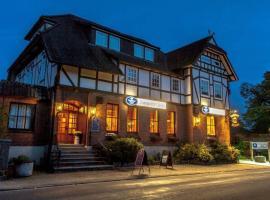 Hotel Landgasthof Puck, Böddenstedt (Eimke yakınında)