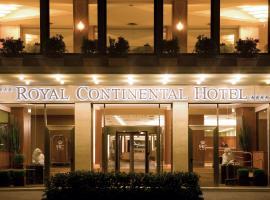 Hotel Royal Continental, Napoli