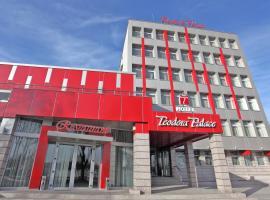 Teodora Palace Hotel, Rusçuk (Nikolovo yakınında)