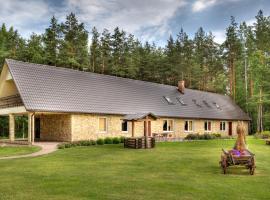 Seedri Guesthouse, Võru (Rõuge yakınında)
