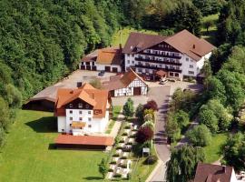 Mühlenhof Hotel, Rehren (Schaumburg yakınında)