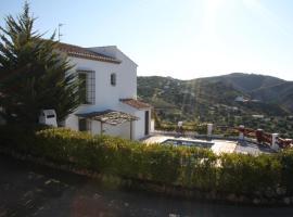Casas de Cantoblanco, Viñuela (Los Romanes yakınında)