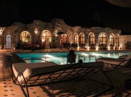Villa Amaryllis, Ghazoua
