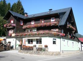 Gasthof Jagawirt, Gasen (Breitenau yakınında)