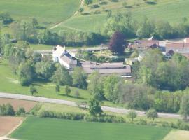 Gästehaus am Reiterhof Mutschler, Donzdorf (Steinenkirch yakınında)