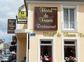Hôtel de France, Изиньи-сюр-Мер