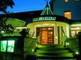 Hotel Schweinsberg, Lennestadt (Oberelspe yakınında)