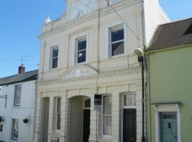 Theatre House Apartment 2, Каус (рядом с городом West Cowes)