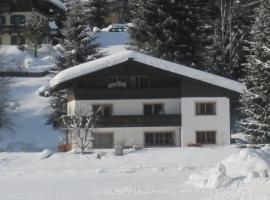 Haus Andrea Unterberger, Flachau (Reitdorf yakınında)