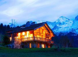 Chalet La Vigogne et Spa, Le Grand-Bornand