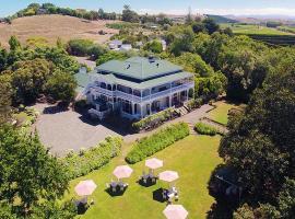 Ormlie Lodge, Napier