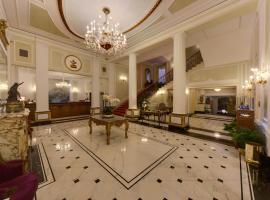 グランド ホテル マジェスティック ジア バリオーニ, ボローニャ