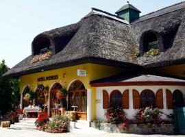 Nyerges Hotel Termál Superior, Monor (рядом с городом Vasad)