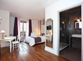 Inter-Hotel Sélestat Nord Le Verger Des Châteaux, Дифенталь (рядом с городом Scherwiller)
