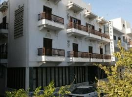 Meltemi Hotel, Tinos Town