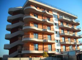 Hotel Cortese, Pomezia (Zolforata yakınında)